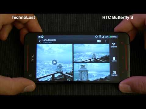HTC Butterfly S - Focus Multimedia 1/2 [ITA] by TechnoLost