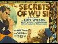 The Secrets of Wu Sin (1932) Richard Thorpe