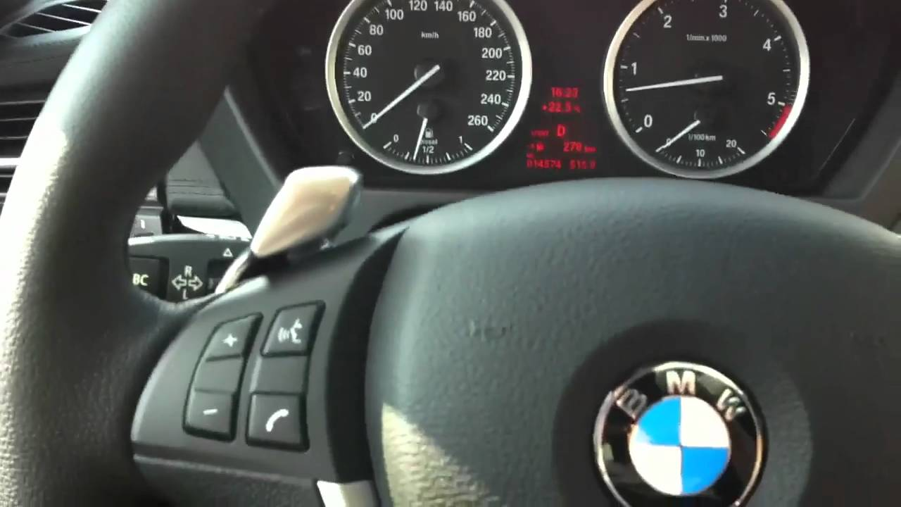 Bmw X6 Xdrive40d Cleaned Interieur 1