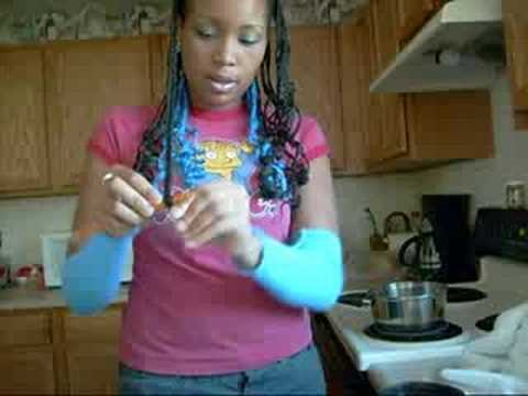 How to Curl Braided or Synthetic Hair - YouTube - photo #24