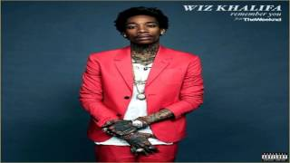 Wiz Khalifa Ft. The Weeknd - Remember You (Instrumental)