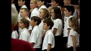 Blessed be the Lord God Almighty, Elisabeth OLMC Choir