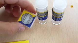현미경 사용후기