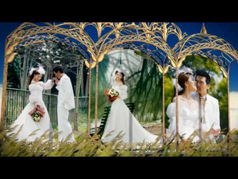3d wedding presentation template 16 - youtube, Presentation templates