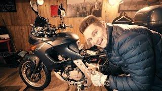 Как зарабатывать на мотоциклах. Часть #1. Aprilia Pegaso 650