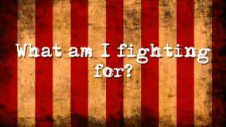 """Fighting"" by Yellowcard Lyrics"