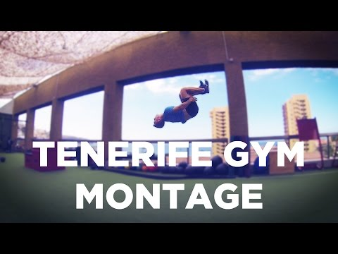 Tenerife Gym Montage | Feat. Even Meinseth
