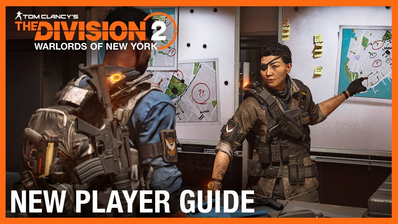 Tom Clancy's The Division 2: Warlords of New York New Player Guide | Ubisoft