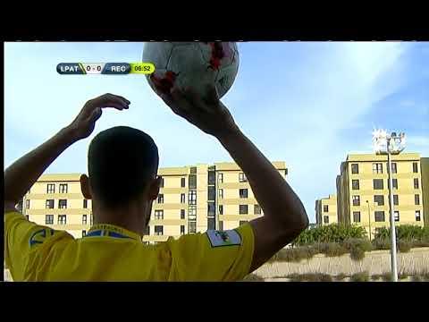 Fútbol 2ª B   Las Palmas At. - Rec. Huelva