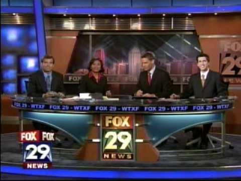 WTXF FOX 29 News at Six Show Close