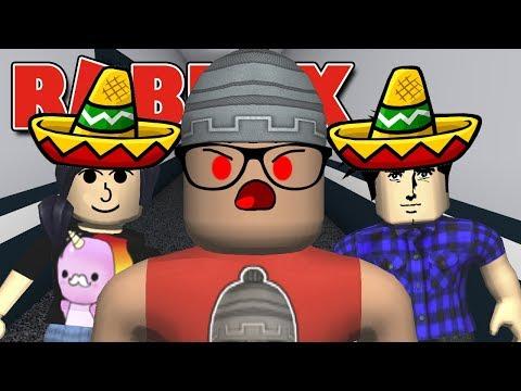 OS HACKERS MEXICANOS - Roblox Flee The Facility