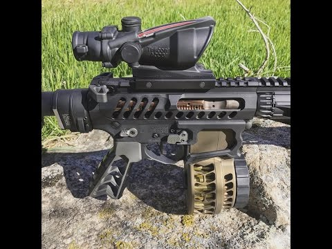 F1 Firearms Custom Build First 100 Rounds Suppressed First Impressions And Build Break Down Youtube