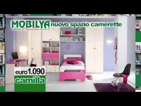 80 nuove camerette vieni a scoprirle presso i megastore for Mobilya megastore offerte