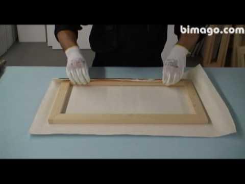 Cuadros modernos de impresi n sobre lienzo for Como colgar un cuadro