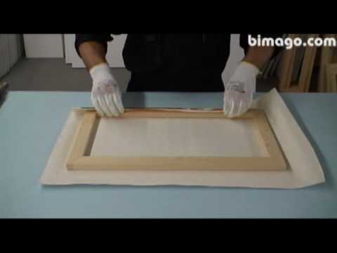 Cuadros modernos de impresi n sobre lienzo - Como hacer cuadros de tela ...