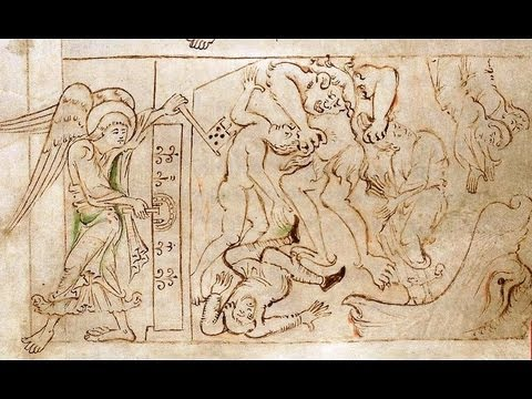 Drawings in Anglo-Saxon Manuscripts - Dr Sally Dormer