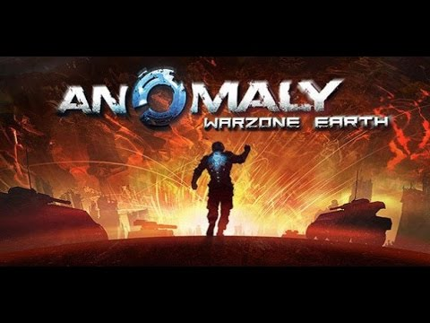 Anomaly Warzone Earth Mobile Campaign |