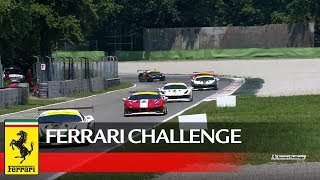 Ferrari Challenge Europe - Monza 2017, Coppa Shell Race 1