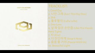 [FULL ALBUM] SF9 (에스에프나인) FIRST COLLECTION - TRACKLIST