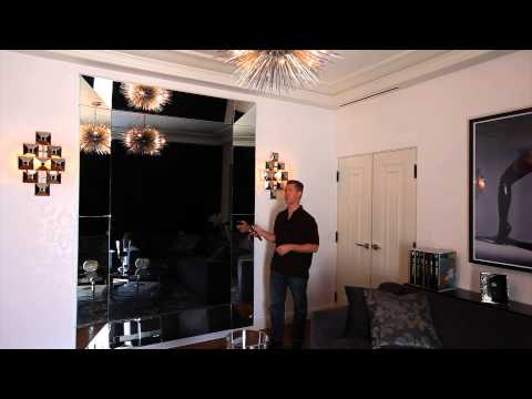 Hidden Technology - How to hide a TV in plain sight with a SEURA Mirror TV