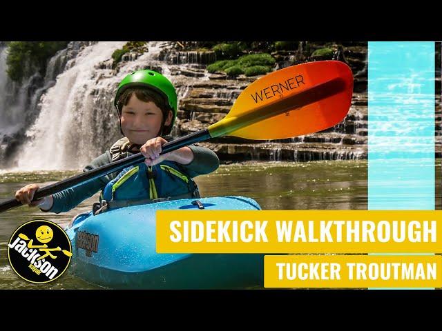 Jackson Kayak Side Kick - Kids Kayak - Walk Thru