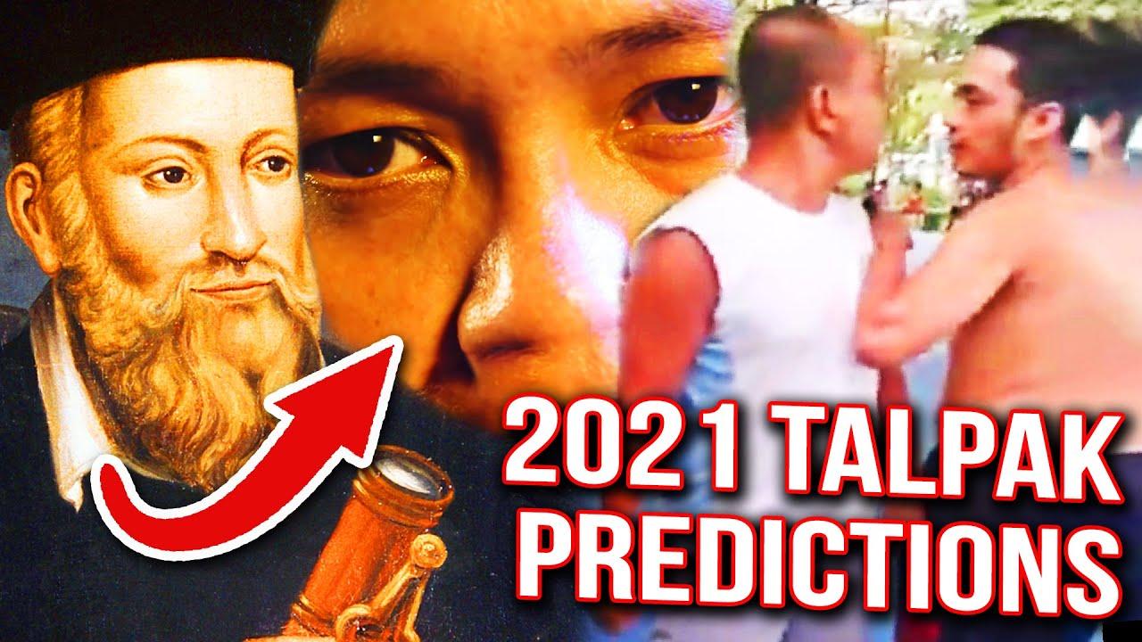 NOSTRADAMUS ng PINAS, REAL Battle of Youtubers (Rudy Baldwin 2021 Predictions)