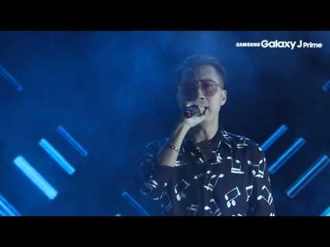 Mình Là Gì Của Nhau   Only C & Lou Hoàng   Live Samsung J Volution   Nhạc Trẻ Hay Mới Nhất 2017