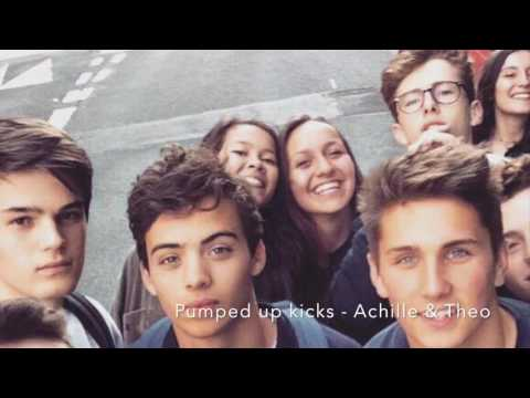 Pumped up Kicks - Achille & Theo (COVER)
