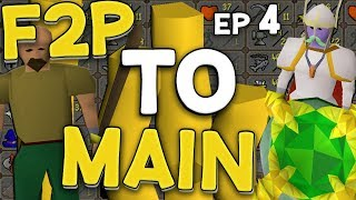 Getting Ready To Become a Member | F2P To Main Episode #4