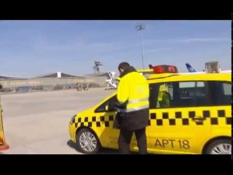 Countdown für einen Airbus A380 - Frankfurt Airport