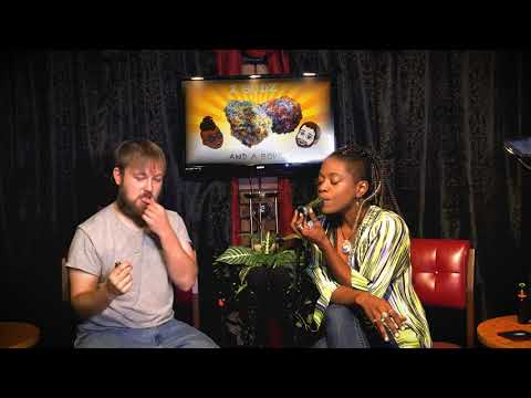 Purple Rockstar Kush Cannabis  Review
