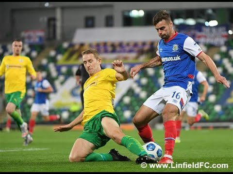 Linfield Cliftonville Goals And Highlights