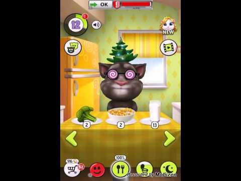 un jeu dcouvrir tom le chat qui parle