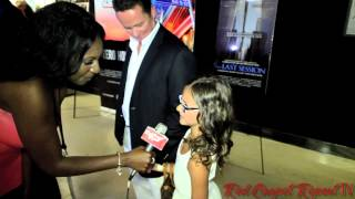 "Olivia Pantepinto ""Last I Heard"" at Opening Night 9th Annual HollyShorts Film Festival #HSFF"