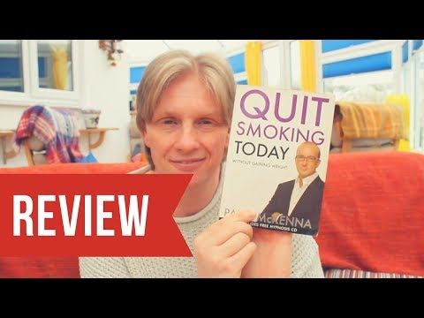 Quit Smoking Without Gaining Weight REVIEW (Paul McKenna Book)