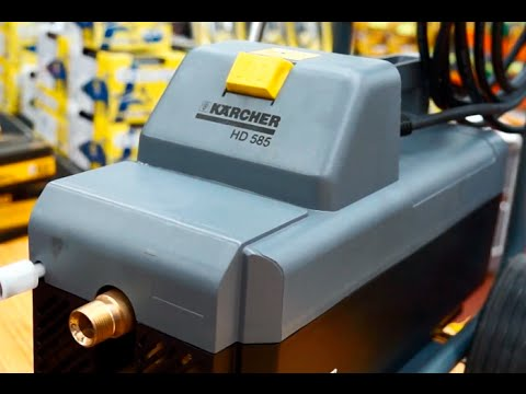 Karcher - Lavadora de Alta Pressão HD585