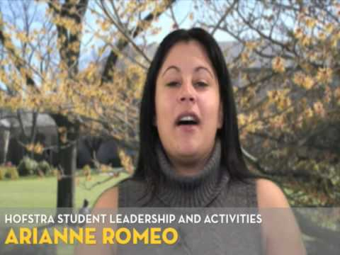Live Chat: Hofstra University Student Leadership and Activities