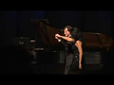 Angela Gheorghiu - All The Things You Are - recital in Los Angeles, March 2013