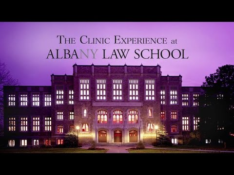 Albany Law School Clinic Experience