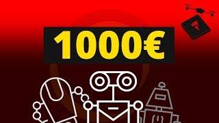 1000€ für jeden durch Automatisierung?