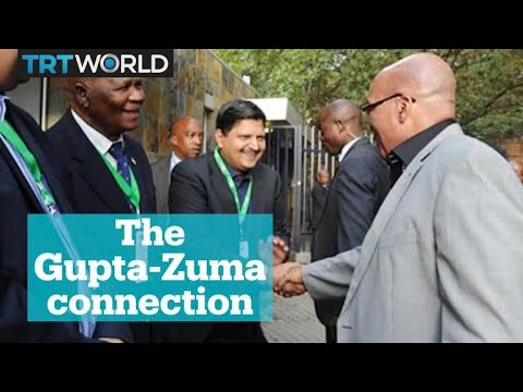 Who Are The Guptas Of South Africa?