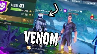 NEW! Season 6 Venom Skin Glitch! Fortnite