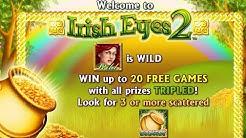 Irish Eyes 2 Slot Machine Free Spins Bonus Round - Nextgen Gaming Slots