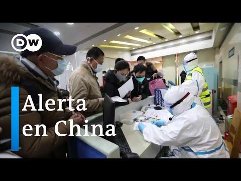 Cómo intenta China contener el virus