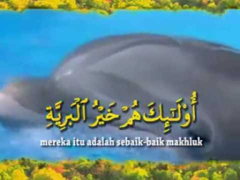 Suara Merdu! Anak Mengaji Al Quran Surah AL BAYYINAH