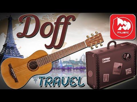 Акустическая гитара DOFF TRAVEL (Тревел гитара, сделанная в России)