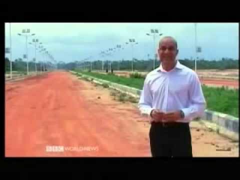 BBC  Africa Business Report' Lekki Free Trade Zone