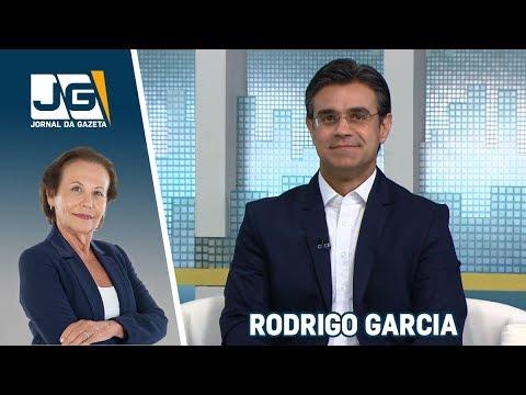 Rodrigo Garcia DEM, candidato a vice de João Doria PSDB, fala sobre as eleições