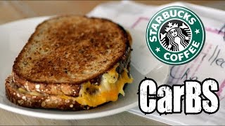 Carbs - Starbucks Old Fashioned Grilled Cheese