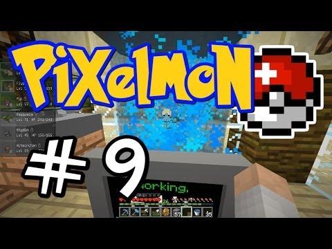 pixelmon how to use items on pokemon